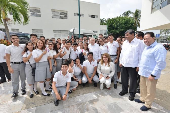 Inversión de 71mdp para mejorar museos aumentó afluencia en Tabasco: Núñez