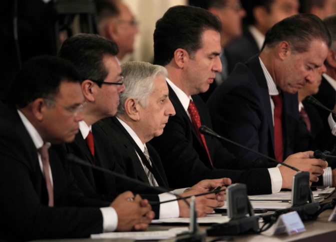 Tabasco presente en Sesión del Consejo Nacional de Seguridad