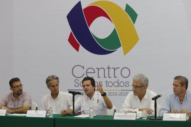 Gobierno y Consejo Ciudadano trabajando por Centro