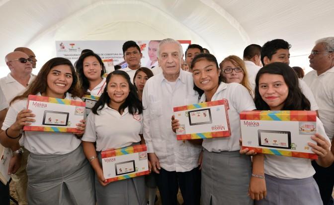 Tabasco, ejemplo nacional en educación media superior