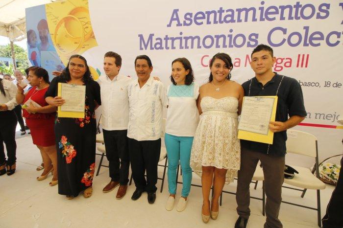 MATRIMONIOS 6