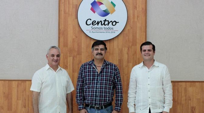 Hace oficial Romero del Valle cambio al interior del Ayuntamiento de Centro