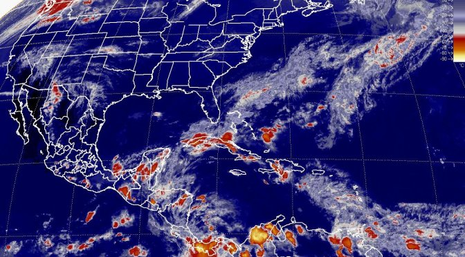 Seguirán lluvias intensas, advierte IPC