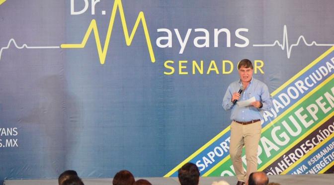 Propondrá Dr. Mayans un Instituto Regional para la Seguridad Estructural de Construcciones de CDMX y Estados