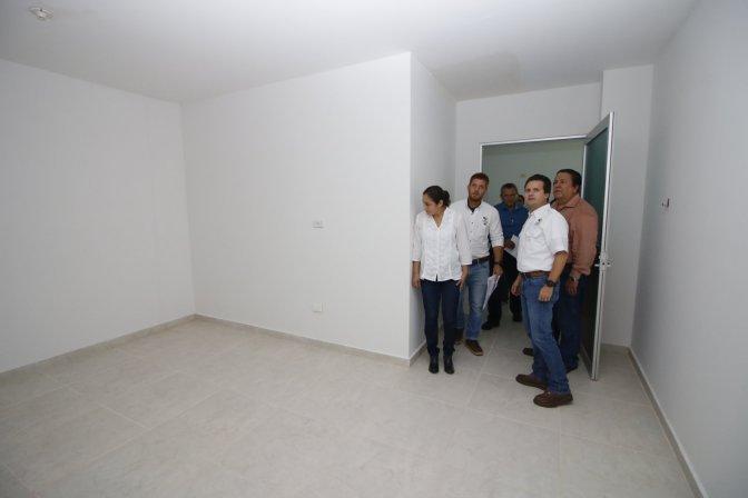 Supervisa Gaudiano Centro de Tratamiento de Labio Leporino y Paladar Hendido