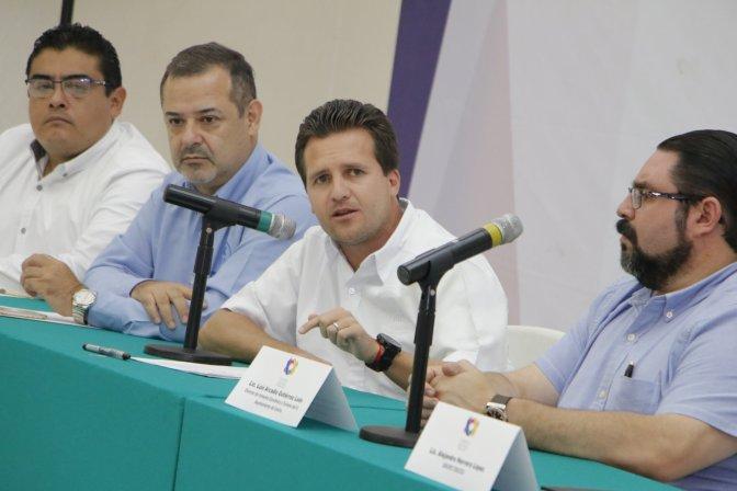 Anuncia Gaudiano nuevo hotel y dos agencias de autos en Centro con inversión de 126 MDP