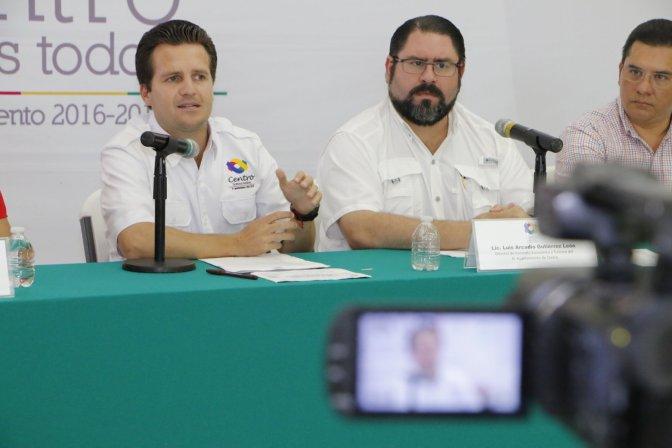 Anuncia Gaudiano apertura de Coppel en Villahermosa con inversión de 70 MDP