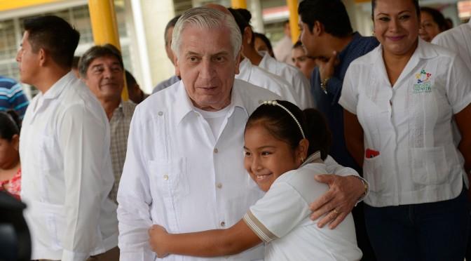 Gratificante la convivencia  con la gente: Núñez