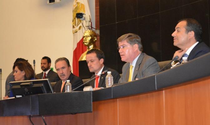 Pide senador @drmayans más recursos federales para abatir desempleo en Tabasco