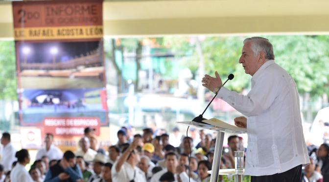 Asume Núñez presidencia de Conago