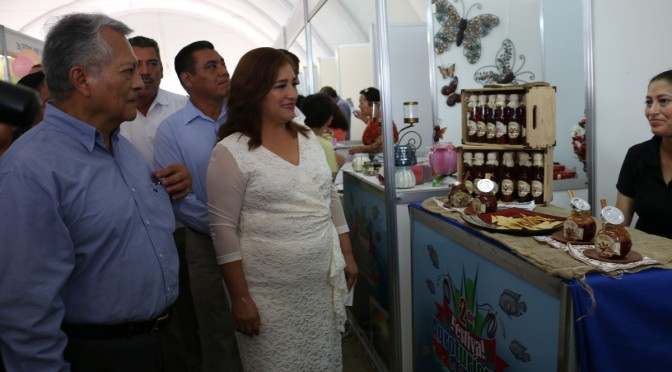 Inauguran Festival Agroturístico