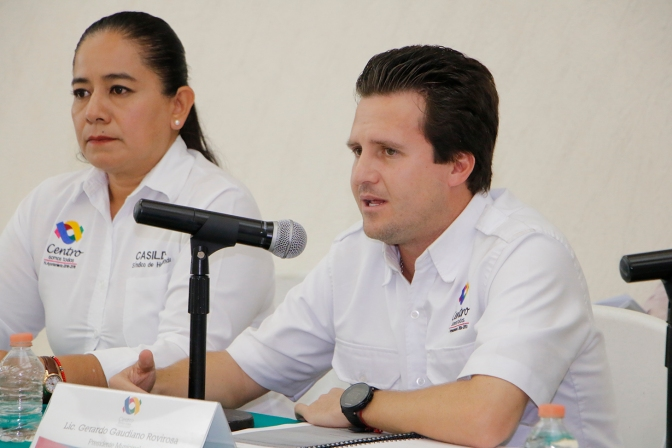 Presenta licencia el alcalde Gerardo Gaudiano Rovirosa