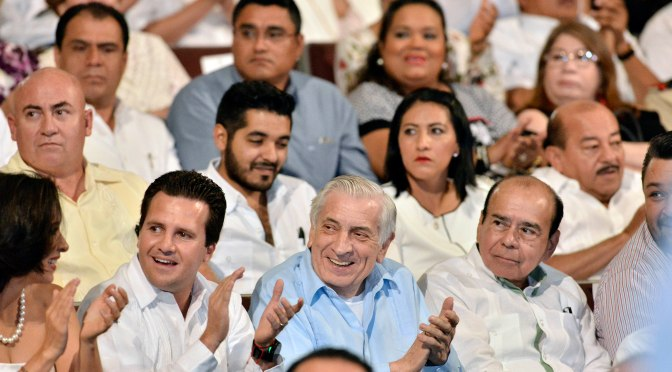 Ordenes de gobierno a favor del desarrollo de Centro: Arturo Núñez