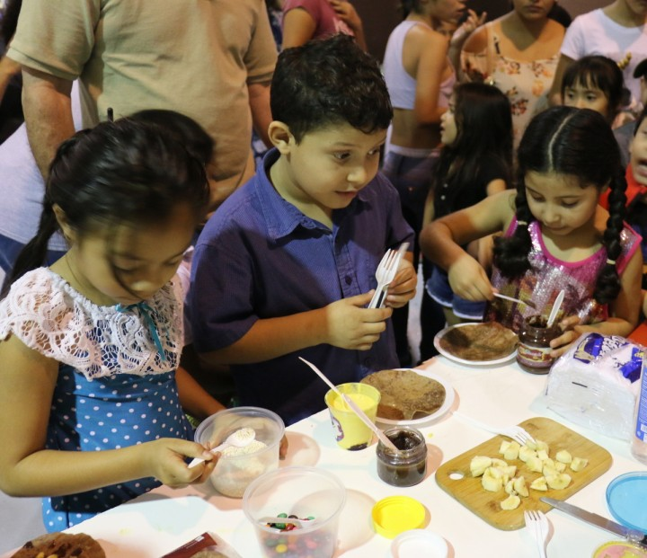 Taller Crepas con Tortillas de Chocolate (1)