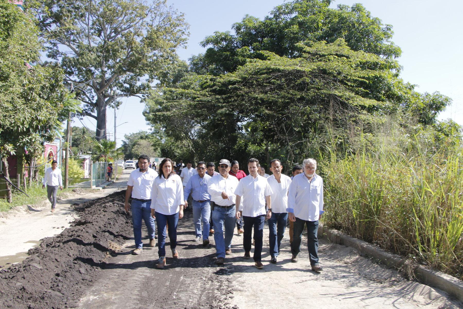La Ra Trabajos Avanzan Emiliano Reconstrucción Del De Camino T1v7q