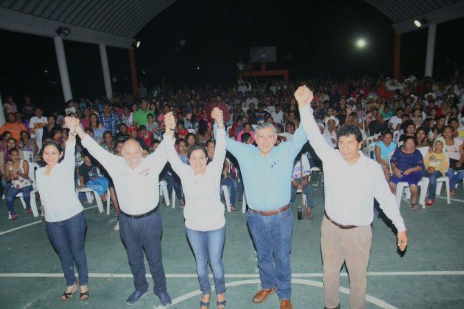 Habrá justicia social para pueblos indígenascon Obrador: Adán Augusto