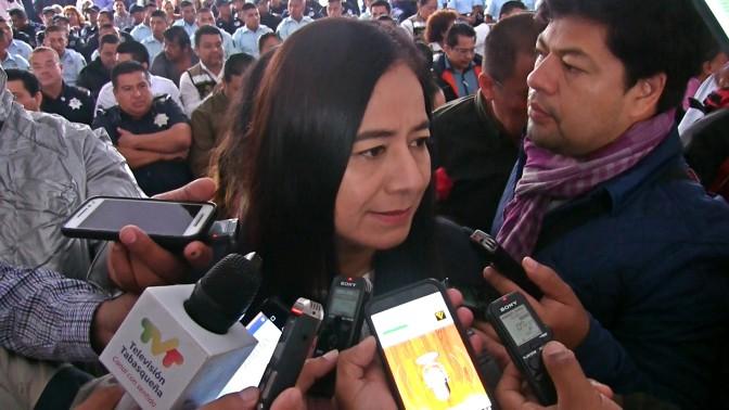 Reporta Casilda Ruiz funcionamiento óptimo de cárcamos por lluvias en Centro