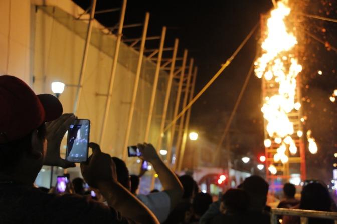Con el cortejo fúnebre y quema del mal humor, inician  fiestas de Carnaval en Villahermosa