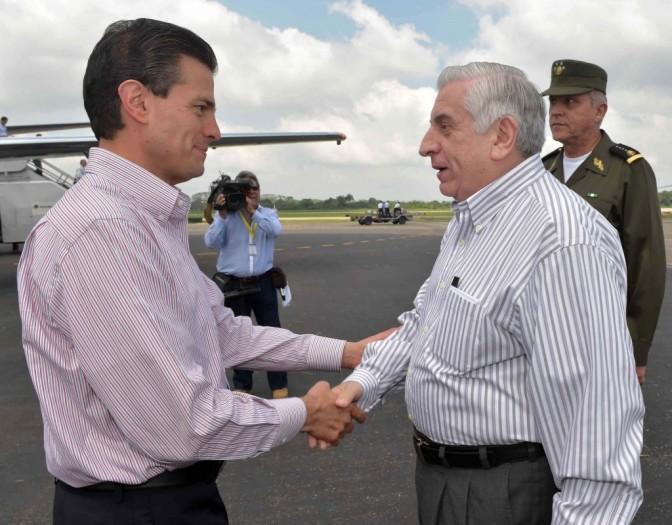 Inaugurarán libramiento ANJ y el Presidente Peña