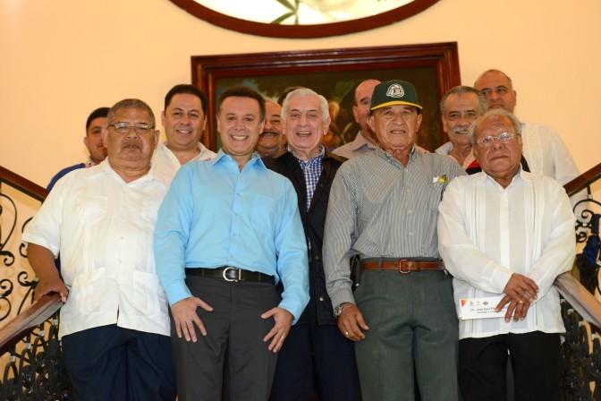 Rinde protesta Consejo Consultivo de los Olmecas