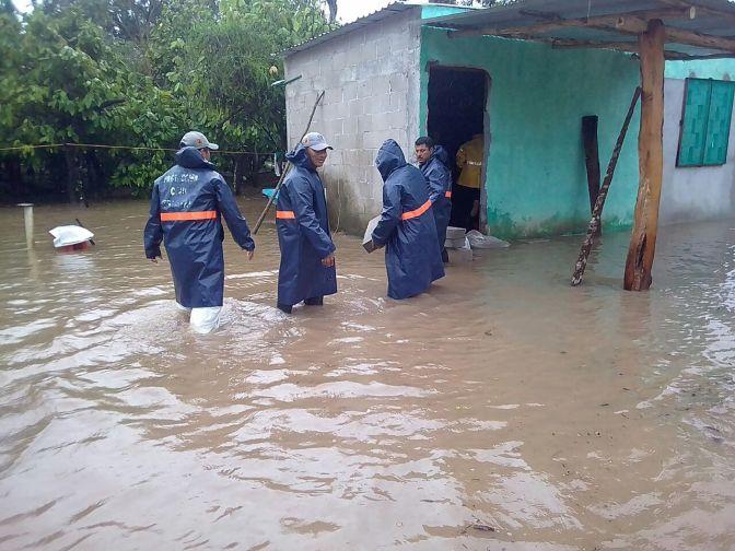 Apoya IPC a población afectada por lluvias