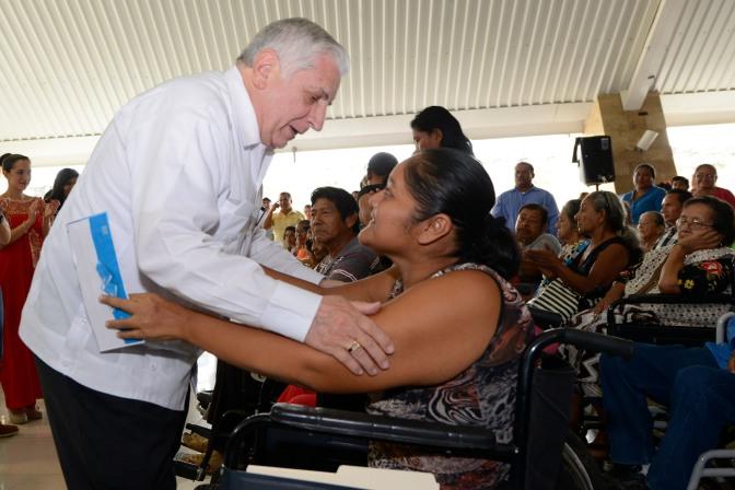 Un Corazón Amigo para  42 mil personas vulnerables
