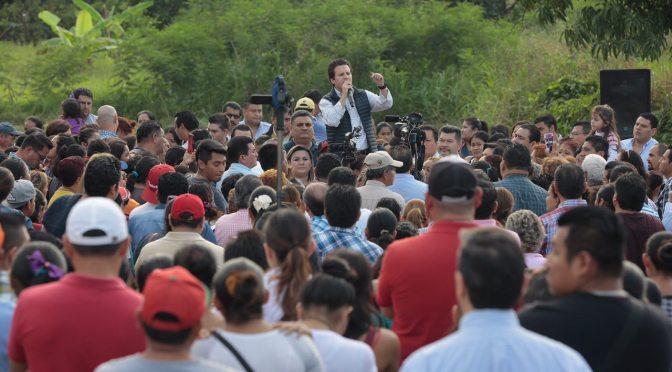 Queremos un Tabasco que siga adelante: Gerardo Gaudiano