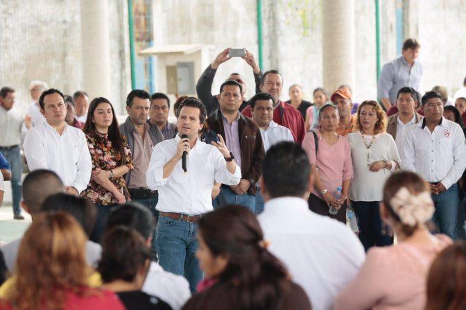 En Tabasco se vive un momento histórico:  Gerardo Gaudiano