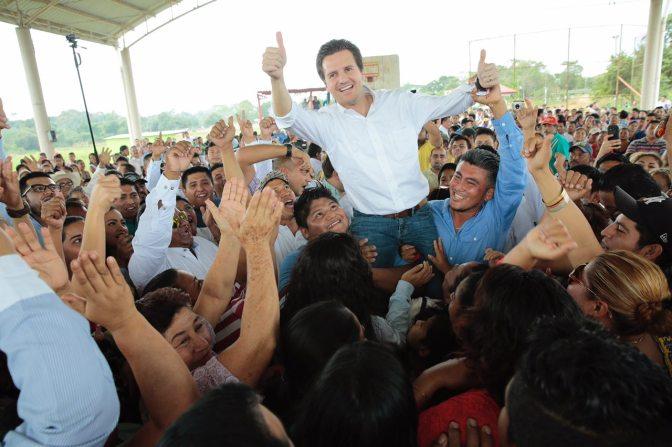 El compromiso es servir a los demás a través de la política, propone Gerardo Gaudiano