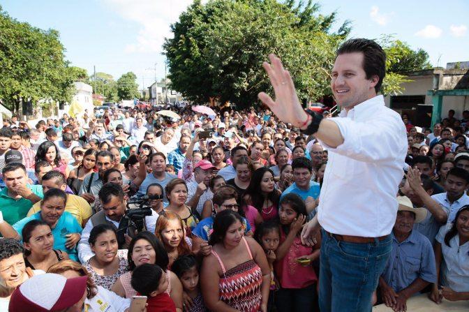 Estamos en el camino de la reconciliación: Gerardo Gaudiano Rovirosa