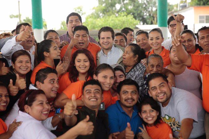 Entre todos haremos de Tabasco una potencia en el Sureste: Gaudiano