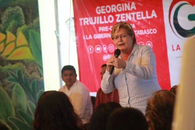 Llama Gina Trujillo a posicionar Tabasco en el mapa turístico nacional e internacional