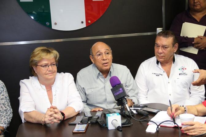 Rafael González Lastra coordinadorá  campaña de Pepe Meade en Tabasco