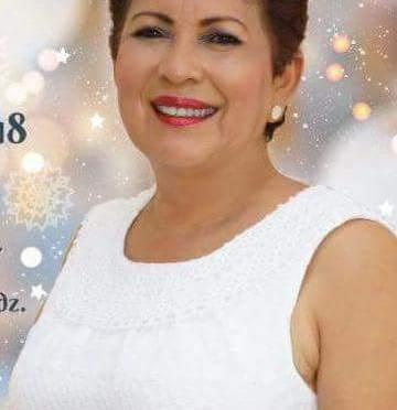 Es Ana Castellanos candidata del PRD a la alcaldía de Paraíso