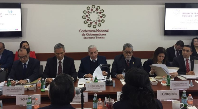 Sumar voluntades a favor de derechos infantiles: Núñez