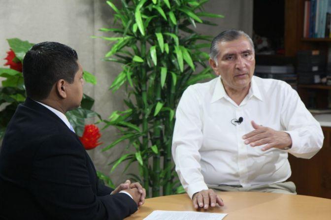No desaprovechemos inmejorable oportunidad para tener un presidente tabasqueño: Adán Augusto