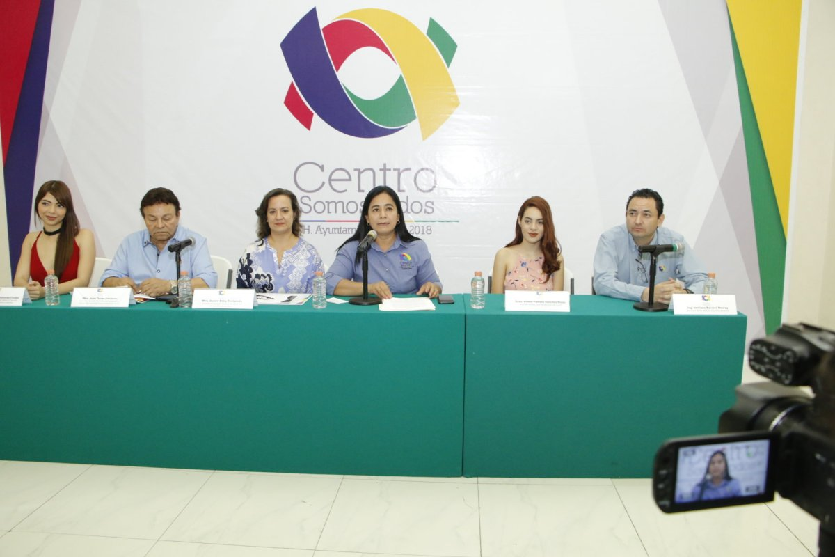 """Invita Centro a disfrutar del Carnaval de Villahermosa 2018 """"Las Fiestas  del Rey Momo"""" be54ba71b64b3"""