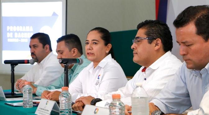 Anuncia Casilda Ruiz que invertirá Centro más de 36 MDP en Programa de Bacheo 2018