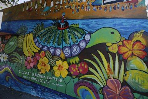 Gana Capital Tabasquena 39 Murales Con Proyecto Ciudad Mural