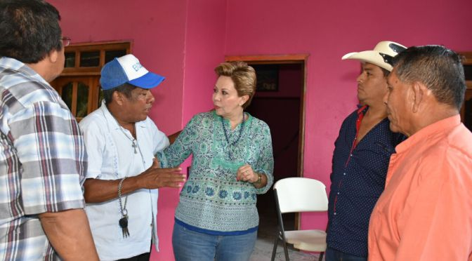 Harta la gente de promesas incumplidas: Ady García
