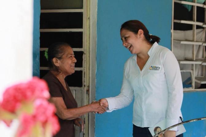 Leyes que protejan y fortalezcan a todos los sectores: Violeta Caballero Potenciano