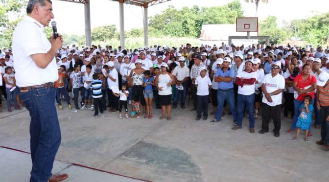 Justicia social para grupos vulnerables: Adán Augusto