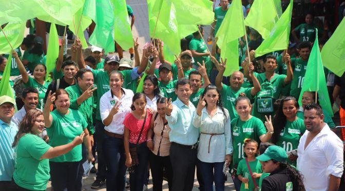 Va el Verde por el voto de los jóvenes