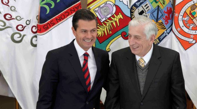 Entregará Núñez la CONAGO y atestiguará el Presidente Peña