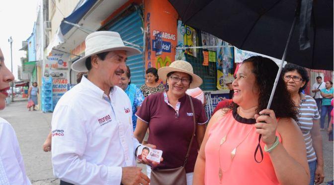 Urgente mejorar beneficios a los adultos mayores: Evaristo Hernández