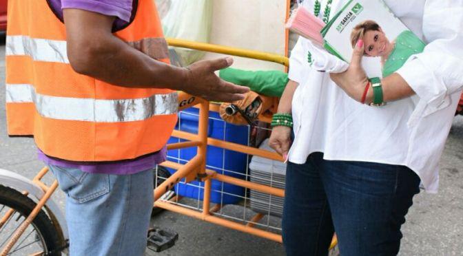 Ady García promoverá y facilitará la inversión privada en Centro