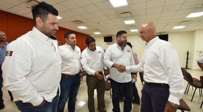 Propone Mier y Terán a constructores un municipio de Centro vanguardista