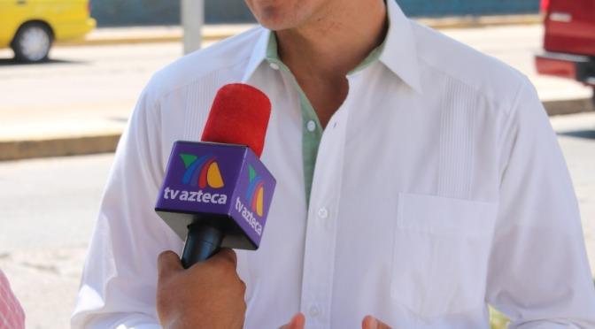 Oscar Cantón no hace campaña por los  Candidatos de otros partidos: Pico Madrazo