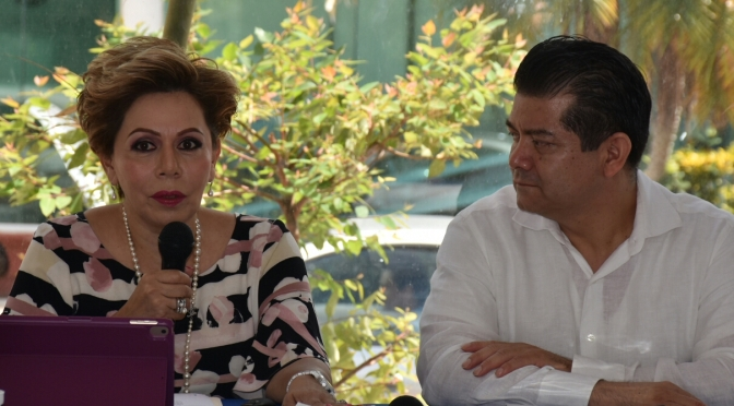 Daremos orden al crecimiento y embellecimiento de Villahermosa: Ady García