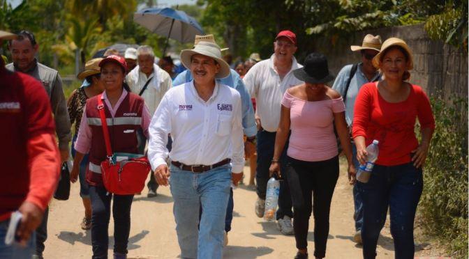 Plantea Evaristo necesidad de resolver límites entre Nacajuca y Centro: Evaristo Hernández